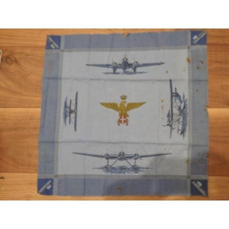 WW2 Fascist Italian Air Force Scarf/Hankerchief