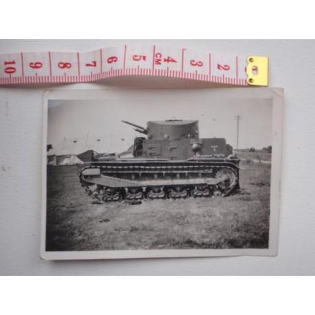 Light Tank Photo