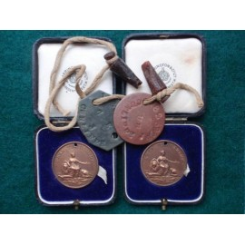 Royal Tournament Medals