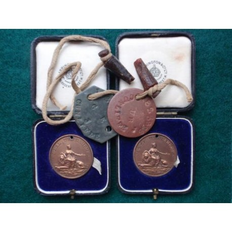 Royal Tournament Medals