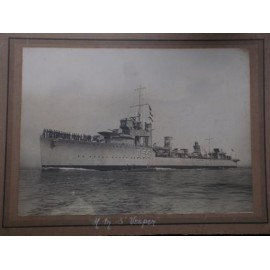 V Class Destroyer Picture Photograph