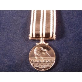 New Zealand Operational Service Medal