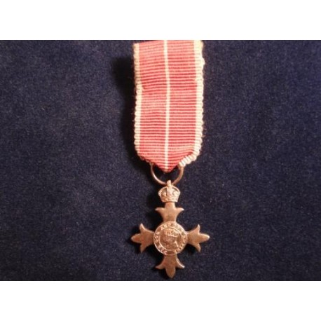 Military MBE Miniature