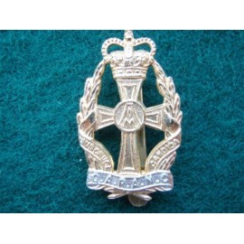 Anodised Q.A.R.A.N.S Cap Badge