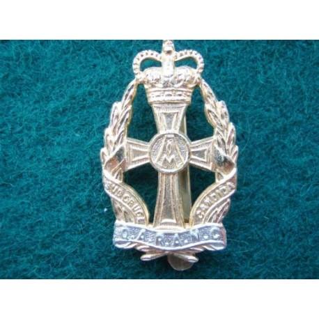 Anodised Q.A.R.A.N.S Cap Badge