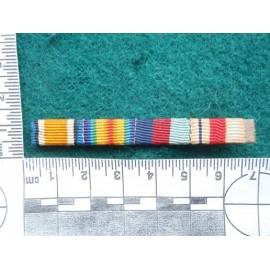 Miniature Medal Bar