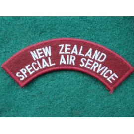 New Zealand Special Air Service Shoulder Title